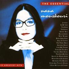 NANA MOUSKOURI THE ESSENTIAL CD NEW
