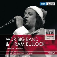 Hiram Wdr Big Band & Bullock - Christmas Revisited [New Vinyl]