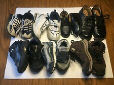 Lot of 7 Boy's Young Kid Sizes 5.5, 7,7.5,8,8.5,10,13 tennis and dress shoes