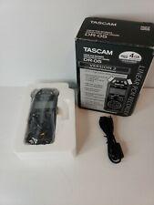 Tascam DR-05 Linear PCM Recorder Version 2 Black