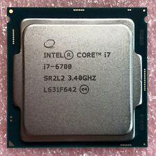 Intel Core i7-6700 SR2L2 3.40GHz Quad-Core 8 Threads LGA1151 CPU Processor