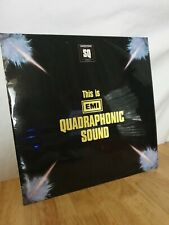 This Is Quadraphonic Sound EMI 12 Inch Vinyl Record Album