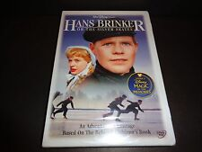 HANS BRINKER OR THE SILVER SKATES-Hans enters race for father's operation money