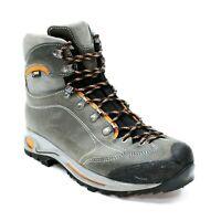 La Sportiva Men's 8.5 (Ladies 9.5) 12MGR Omega Gtx Grey Mountaineering Italian
