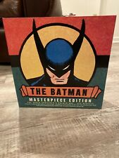 The Batman 1 Comic and Action Figure (Masterpiece Edition) Great Condition!