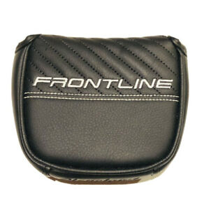 """*""""CLEVELAND Frontline Mallet Putter HeadCover, 9.9/10 Condition, FREE SHIP!"""