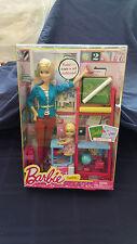Mattell 2015 Barbie Careers Teacher Playset - N.I.B.