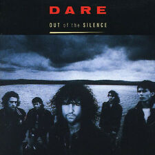 DARE - Out of the Silence / New CD 1988/2008 Remastered / 80s AOR TEN Thin Lizzy