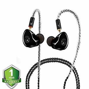 In-Ear Monitors, Wired Earbuds In-Ear Earbud Headphones/Earphones Dual Drivers