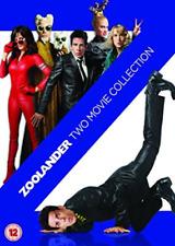ZOOLANDER / ZOOLANDER2 (UK IMPORT) DVD [REGION 2] NEW