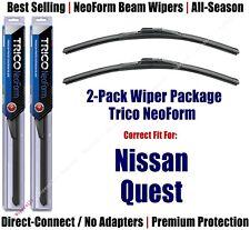 2pk Super-Premium NeoForm Wipers fit 1993-2002 Nissan Quest 16220x2