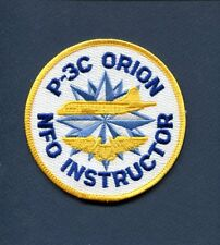 NFO INSTRUCTOR LOCKHEED P-3 P-3C ORION IP US Navy Patrol Squadron Patch