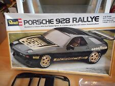 Model kit Revell Porsche 928 Rallye on 1:16 in Box