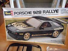 Model kit Revell Porsche 928 Rallye on 1:16 in Box