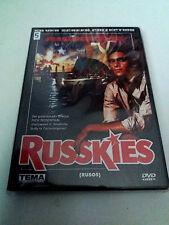 "DVD ""RUSSKIES (RUSOS)"" COMO NUEVO JOAQUIN PHOENIX RICK ROSENTHAL"