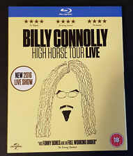 Billy Connolly - High Horse Tour Live Blu-Ray