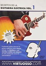 Virtuosso Curso De Guitarra Eléctrica Vol.1
