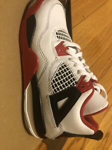 Air Jordan 4 retro Little Kids Size 13C Nike Air
