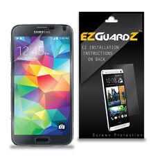 1X EZguardz LCD Screen Protector Shield HD 1X For Samsung Galaxy S5 Duos (Clear)