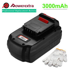 3.0Ah 18V NiCd Replacement Battery for Porter Cable PC18B 18-Volt Cordless Tool