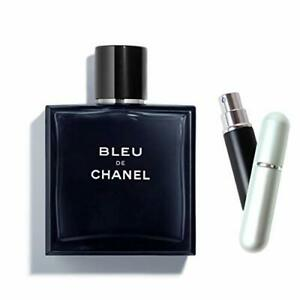[Genuine set product] Chanel perfume with atomizer Blue de Chanel EDT 100ml