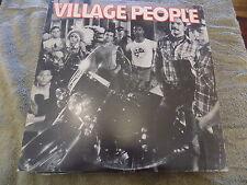 VILLAGE PEOPLE Self Titled LP