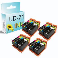 8 Ink Cartridges For Dell V313 V313W V515W P513W P713W V715W Printer 21 series