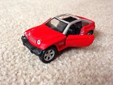 Maisto JEEP JEEPSTER SCALA 1/38