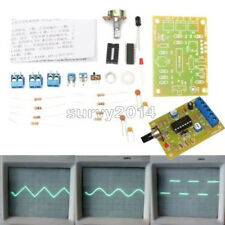 ICL8038 Function Signal Generator Module Sine Square Triangle Wave Output Kits S