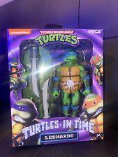 "Teenage Mutant Ninja Turtles in Time Raphael 7"" Scale Action Figure NECA"