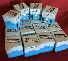 Crossy Road Mini Figurines Lot Of 20 Blind Boxes