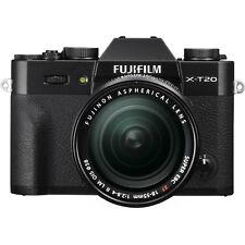 """Fujifilm X-T20 18-55mm 24mp 3"""" Brand New"""