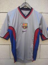 VINTAGE Maillot BARCELONE Nike Barcelona camiseta 1999