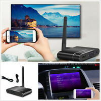 Wireless Dongle HD Display Dongle Receiver 1080P WiFi Mirror Link Box Car Home