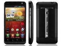Verizon LG Revolution VS910 4G LTE Verizon Smartphone Android POOR CONDITION