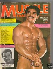 MUSCLE TRAINING bodybuilding fitness magazine/Rafael Olivera/Reeves 5-74
