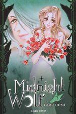 MIDNIGHT WOLF tome 2 Tomu Ohmi Manga VF shojo