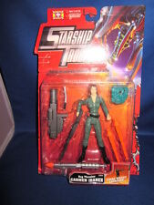 Starship Troopers Bug Thrasher Carmen Ibanez Action Figure