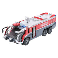 1PC Diecasts Car Toy Vehicles Simulation Alloy Model Engineering Car Fire Truck