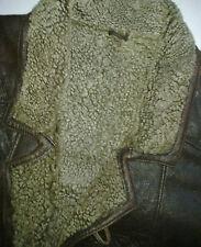 Melchinger 54 cordero abrigos lammfelljacke