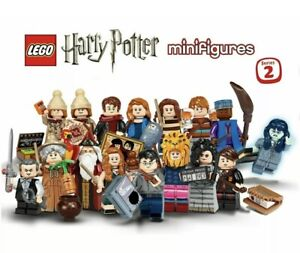 Lego 71028 CMF Complete Set Of 16 Harry Potter Series 2 Set Minifigures** NEW**