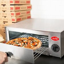 Avantco 120V Countertop Electric Pizza Oven Frozen Food Cooker - Stainless Steel