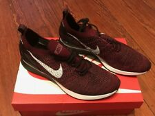 NEW MEN'S NIKE AIR ZOOM MARIAH FLYKNIT RACER SIZE 11 , NWB 918264 600 $150.00
