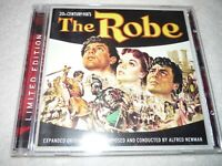 The Robe Soundtrack 2-CD, Alfred Newman, La-La Land, Limited Edition of 2,000