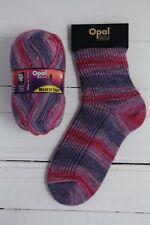 Opal Sunrise 4 Ply Sock Knitting Yarn 100g Choice of Shade 75 Wool 9447 Bird Chirping