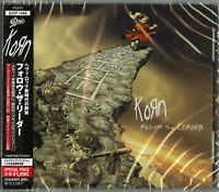 KORN-FOLLOW THE LEADER-JAPAN CD D73