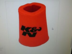 speedway grasstrack K&N  filter sock to fit Blixt.