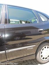 Tür hinten links Schwarz met. Farbcode GNO Nissan Almera Tino V10