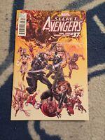 SECRET AVENGERS #37 VARIANT COVER FINAL ISSUE [MARVEL COMICS, 2013]