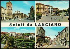 AA3063 Chieti - Provincia - Saluti da Lanciano - Vedute